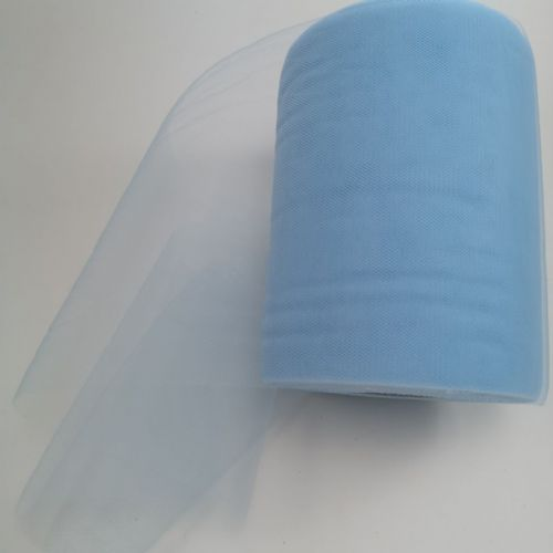Tulle Roll | A09 Light Blue  | Polyester